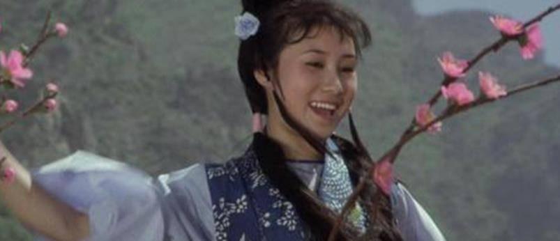 《少林寺》牧羊女丁岚,17岁苦恋李连杰,37岁息影经商成富婆