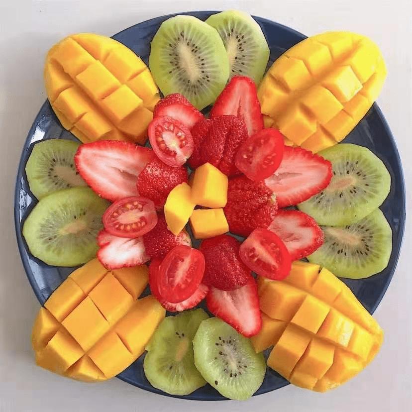 水果沙拉的不同做法