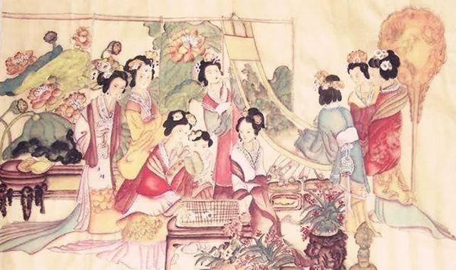 古代女子的高低貴賤太重要