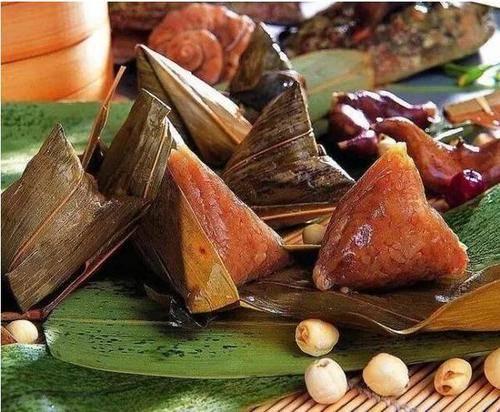 傳統節日端午節為什麼要吃粽子?