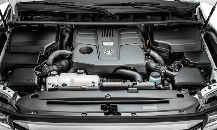 豐田全新蘭德酷路澤發布 換搭3.5T V6發動機