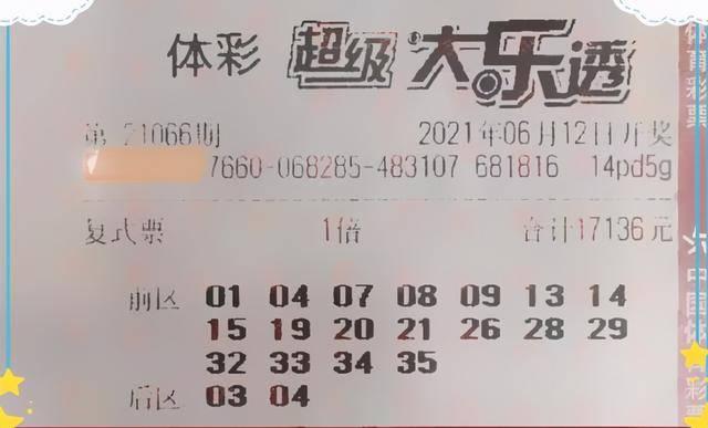 大乐透066期彩票分享,生活不求大富大贵,平平淡淡才是真