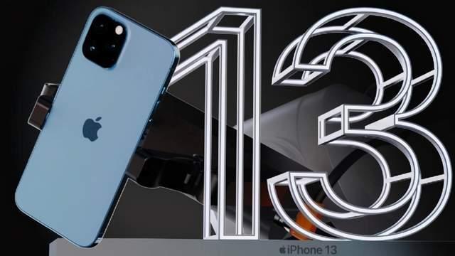 iPhone13配置价格全曝光,120Hz+4352mAh+7款机型,或4473元起售