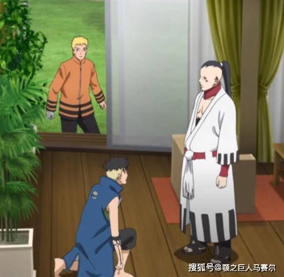 博人傳:慈弦能直接找到川木,後來為什麼要跑到木葉上空站著?