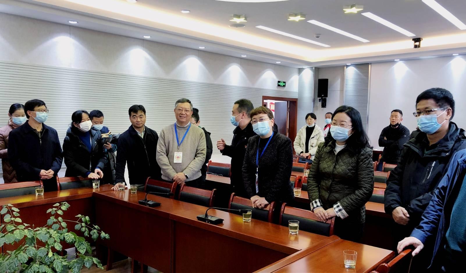 龙陵县以人民健康为中心 信息化助力医共体发展插图(6)