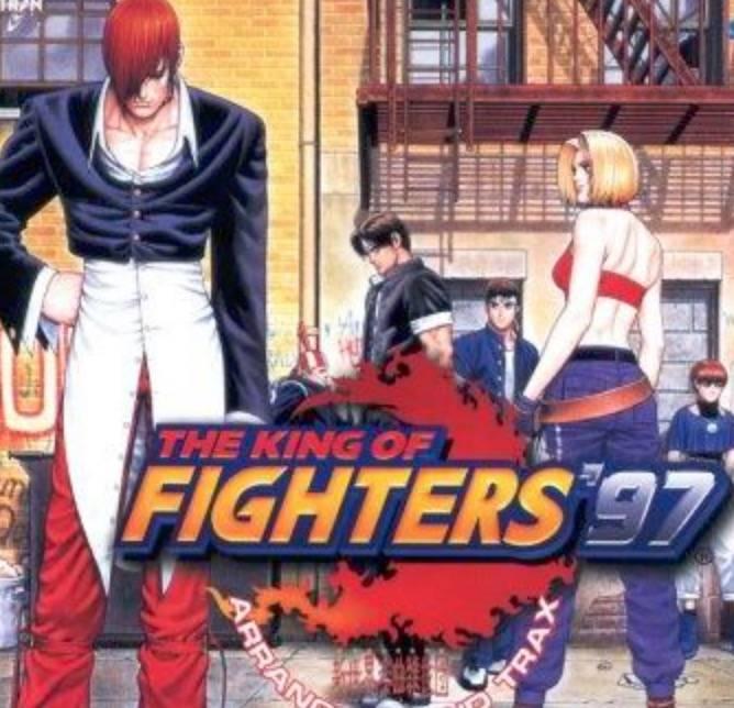 中国人打《拳皇97》禁止超必杀对空 连日本人都知道了?