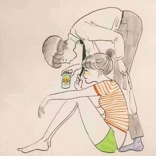 图片[1]-在家里,男人这6个表现说明他非常 的爱你!-泡妞啦