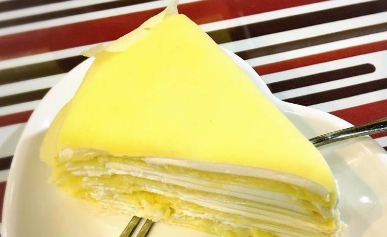 女孩子最喜歡吃的5款網紅甜點,榴槤千層上榜,第一再胖都要吃!
