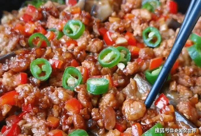 美味的茄子豆腐煲,烹飪簡單,鮮香營養,家人愛吃的家常菜