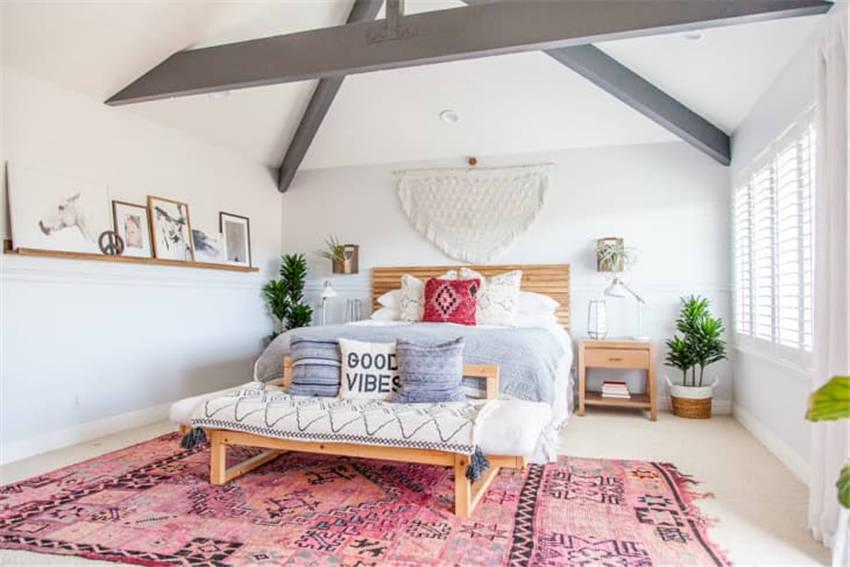 寝室床尾空间怎样操作优乐平台?除了放床尾凳以外,其