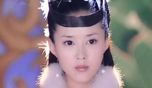她是《宝莲灯》里的嫦娥,出道23年无绯闻,低调做人,认真拍戏!