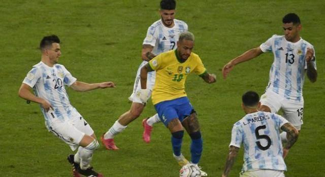 洛迪送梅西国家队首冠 内马尔化巴西心理不够强大_54体育平台