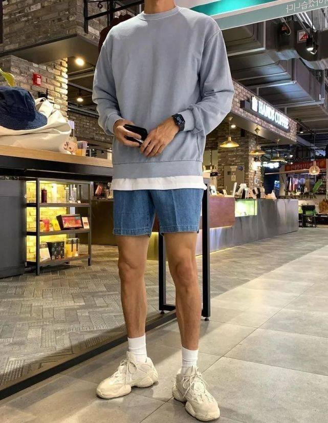 这样穿 短裤也能让你魅力爆发! 爸爸 第8张