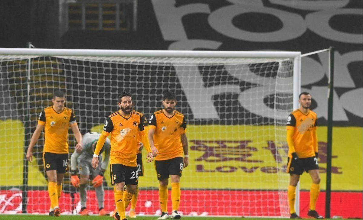 """英超赛季预测:第14名""""葡萄牙国家队二队""""狼队!第13名布莱顿!syb"""