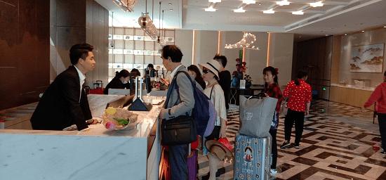 """郁锦香酒店华东区域门店全员响应部署,迎接台风""""烟花""""到来"""