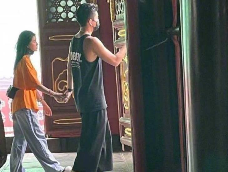 王大陆和蔡卓宜已拍到两次,为何不官宣恋情,蔡卓宜早透露原因