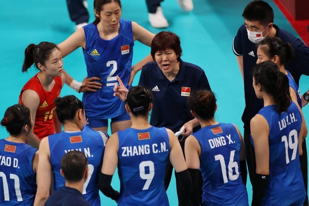 奥运会女排小组赛直播:中国女排vs俄罗斯女排 中国女排全力以赴寻突破!