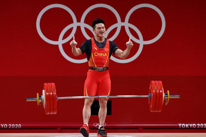 早报 | 中国代表团奥运第五日再夺三枚金牌;_东方体育官网