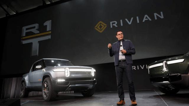 亚马逊、福特领投,Rivian新一轮融资25亿美元p3f