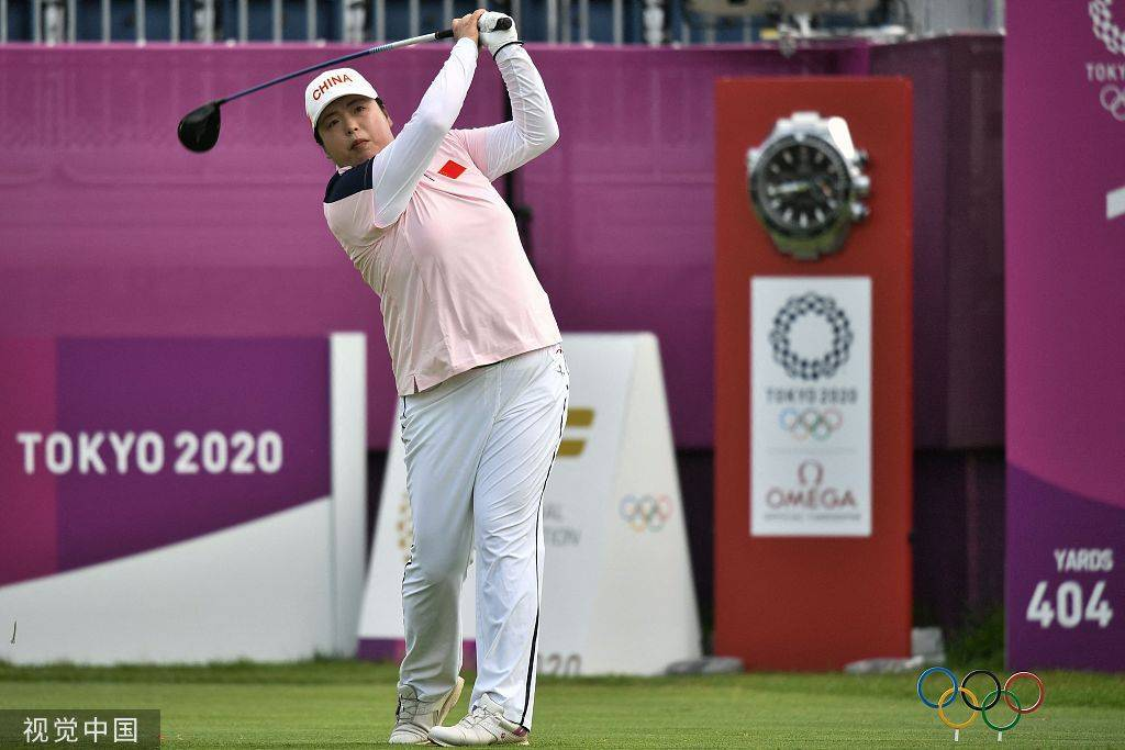 奥运女子高尔夫首轮 内莉1杆之差暂T2林希妤T23