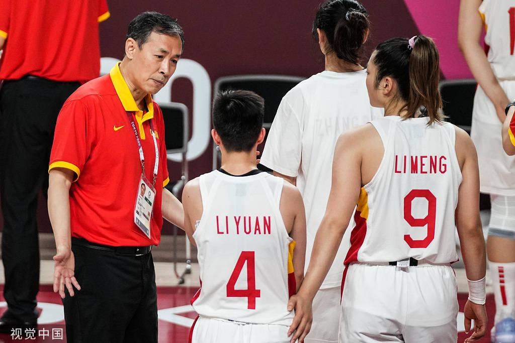 许利民:女篮已完成赛前目标 能领先欧洲冠军让人欣慰_bet9官网