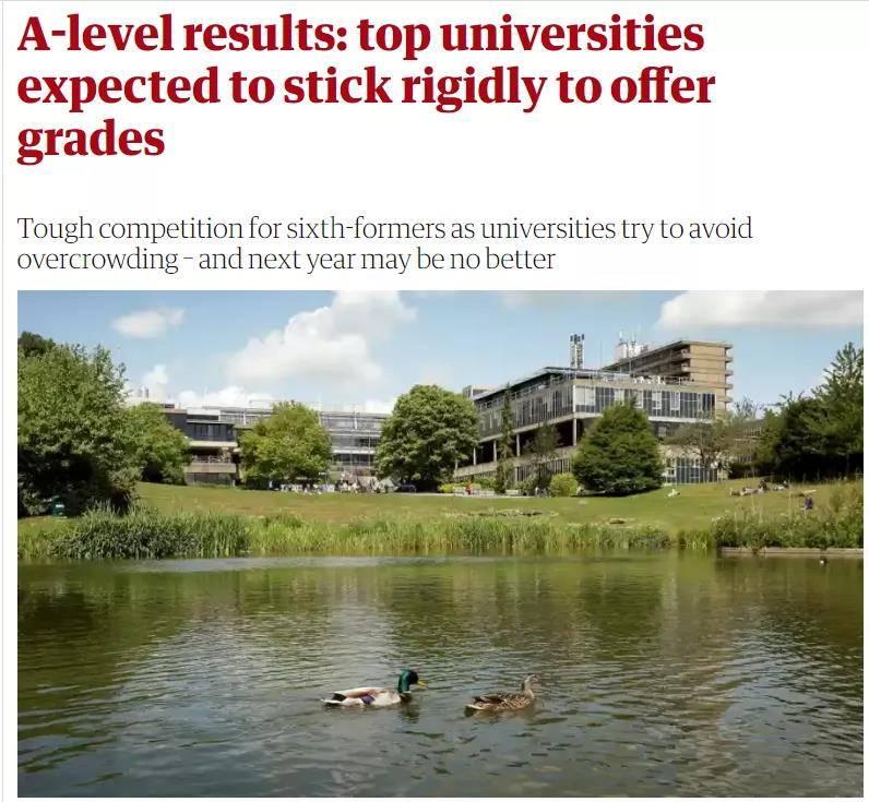 疫情影响英国顶尖大学录取标准更严格,中国留学生该怎么办?