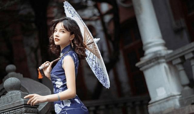图片[4]-中国古风与洛丽塔的碰撞!顶级Lo娘谢安然实力演绎另类裙子,美如画-妖次元