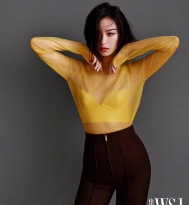 图片[4]-33岁倪妮写真造型好美!穿露背裙身材太好,网友:完美女人的样子-番号都