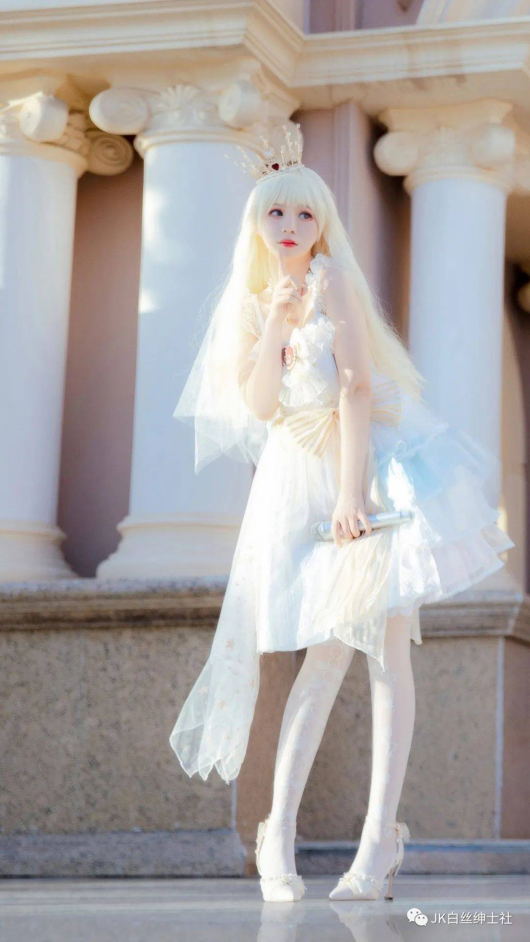 lolita:为我打气加油吧!