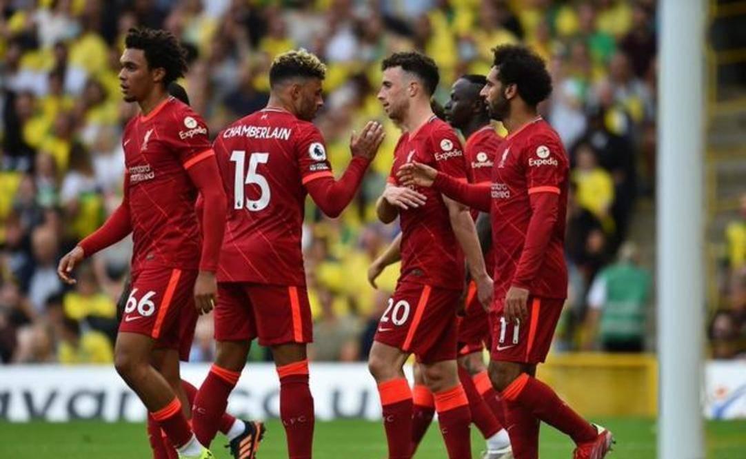 3-0!利物浦跨赛季6连胜,萨拉赫独造3球,法老王创英超历史!