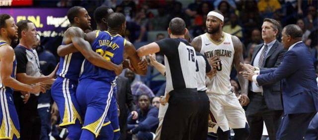 NBA的这些场上暴徒,打起架来不顾后果,打架实力真不是盖的