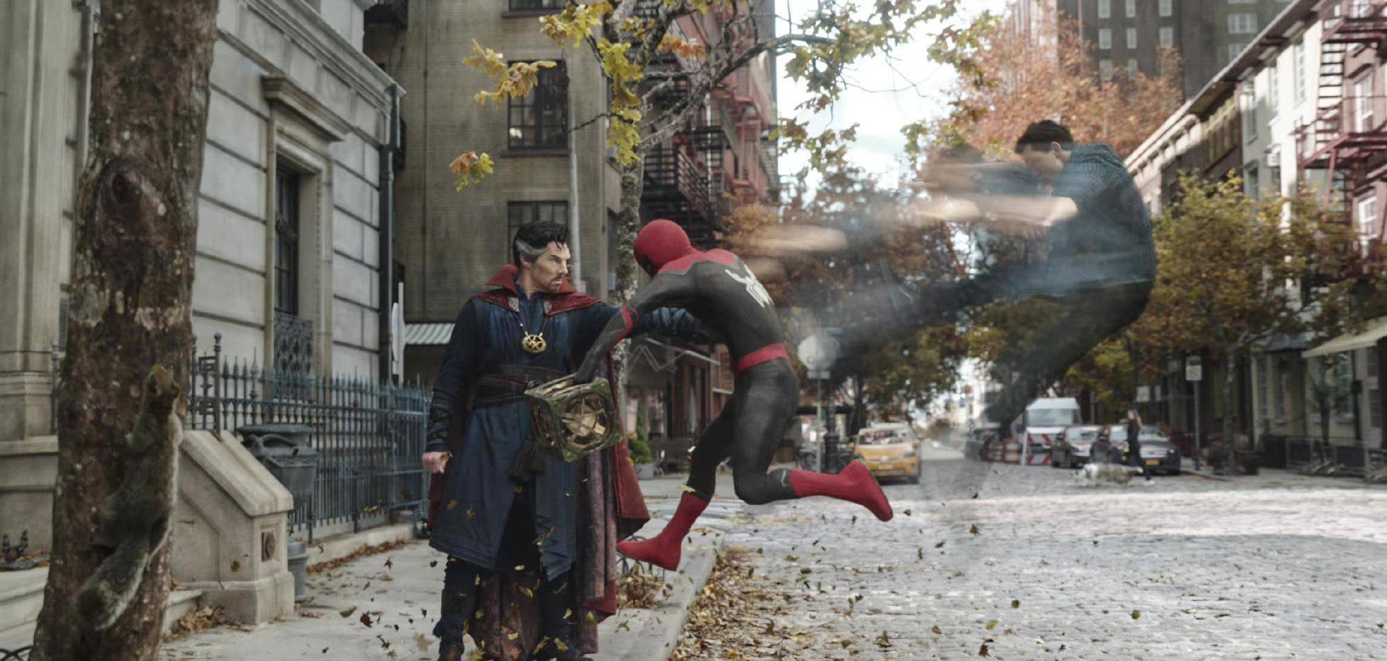 《蜘蛛侠:英雄无归》首款预告片在24小时内累计观看量超过3.5亿次创造历史