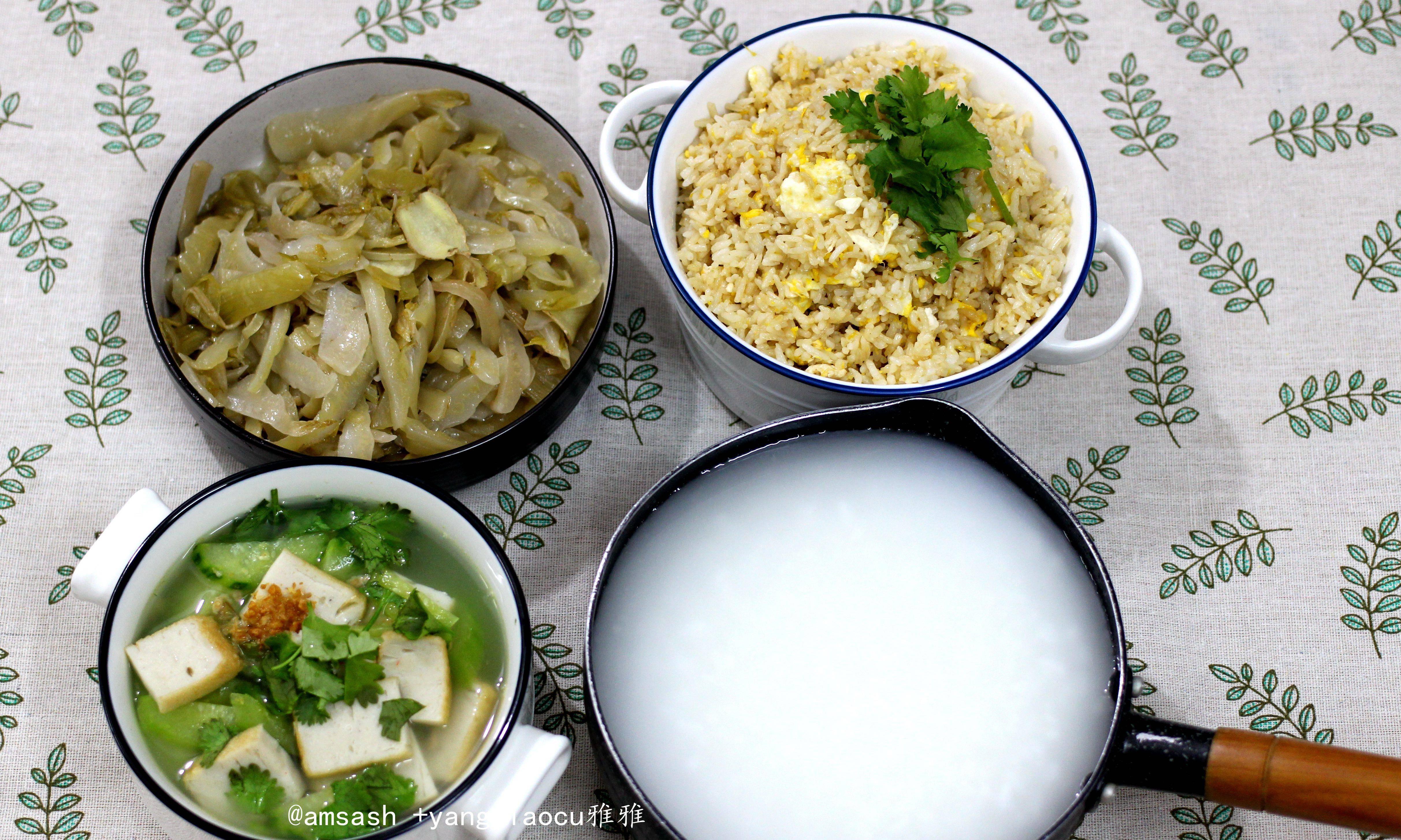 天气炎热没胃口?青山学这几道家常菜,清淡可口又简便!