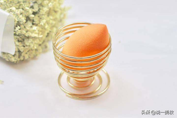 原创美妆蛋吃粉不好用?看看正确的使用方式