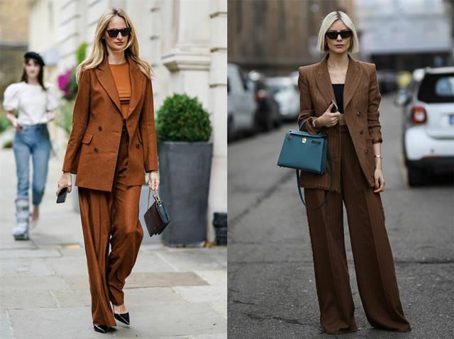 西装很日常却不容易穿,用内搭和鞋来变换风格,能穿出它的精髓