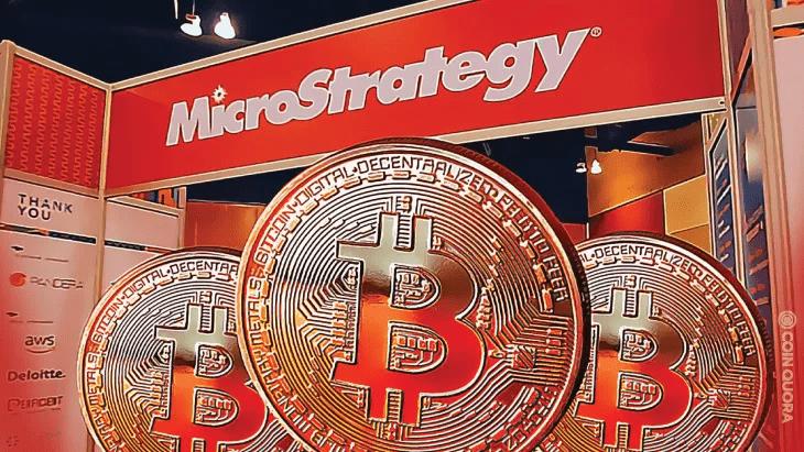 MicroStrategy高管出售自家公司股票,不看好比特币了吗?  第1张 MicroStrategy高管出售自家公司股票,不看好比特币了吗? 币圈信息