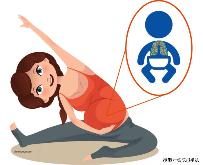 新研究显示:怀孕期间的运动与婴儿更好的肺功能有关