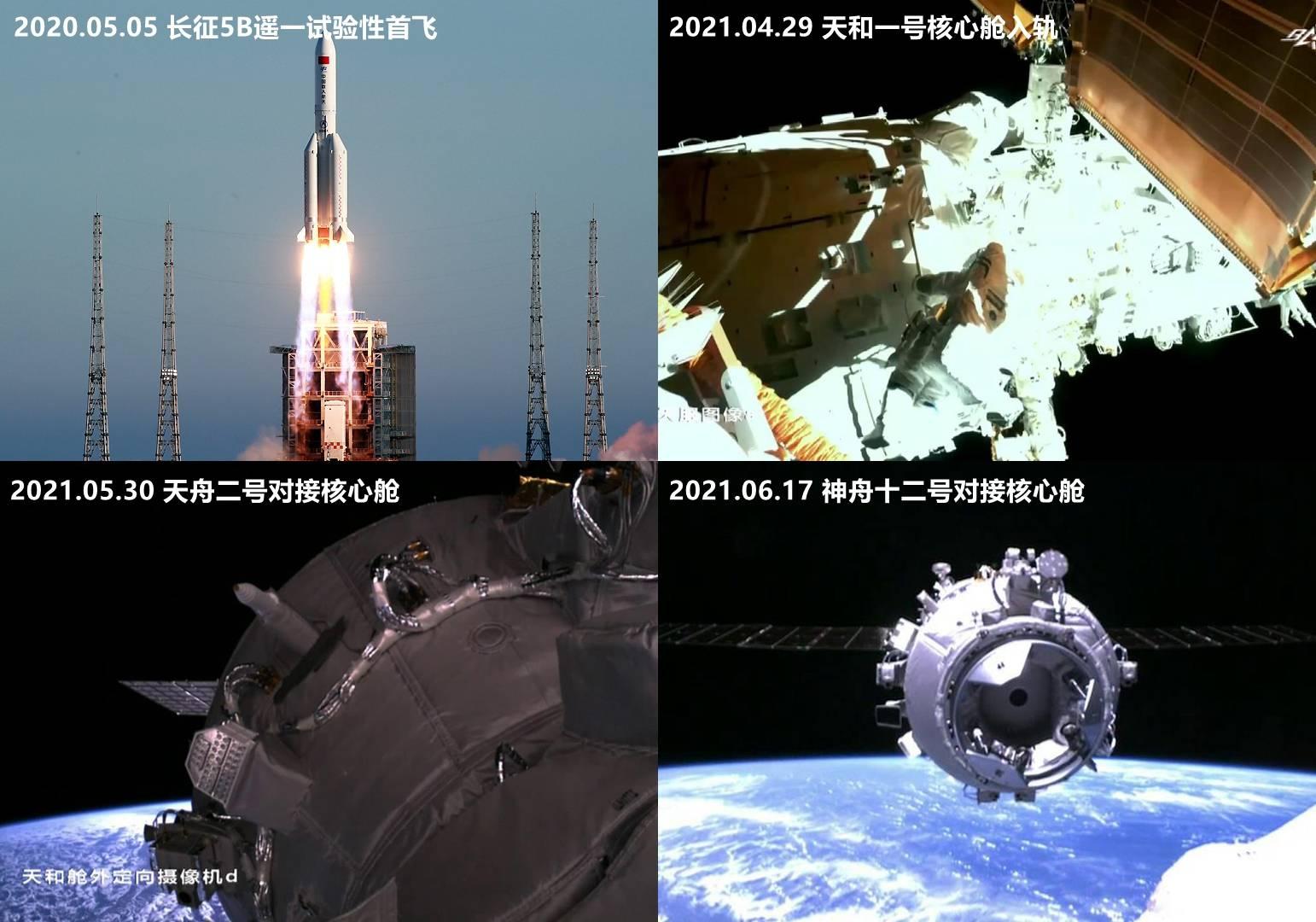 核心 天宫空间站后续建造流程公开,各种构型轮番上阵,犹如变形金刚