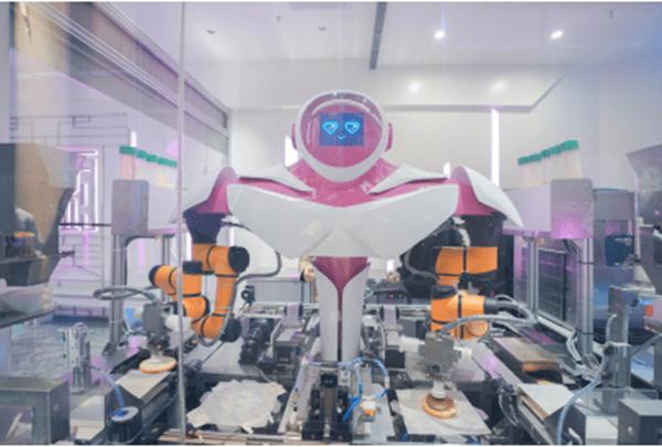 千玺入驻国家展馆,推进行业智能化