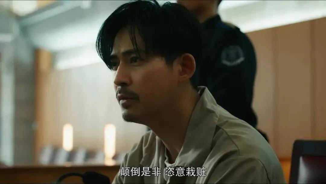 图片[35]-华语原创犯罪剧的尺度,被周渝民刷新了?-妖次元