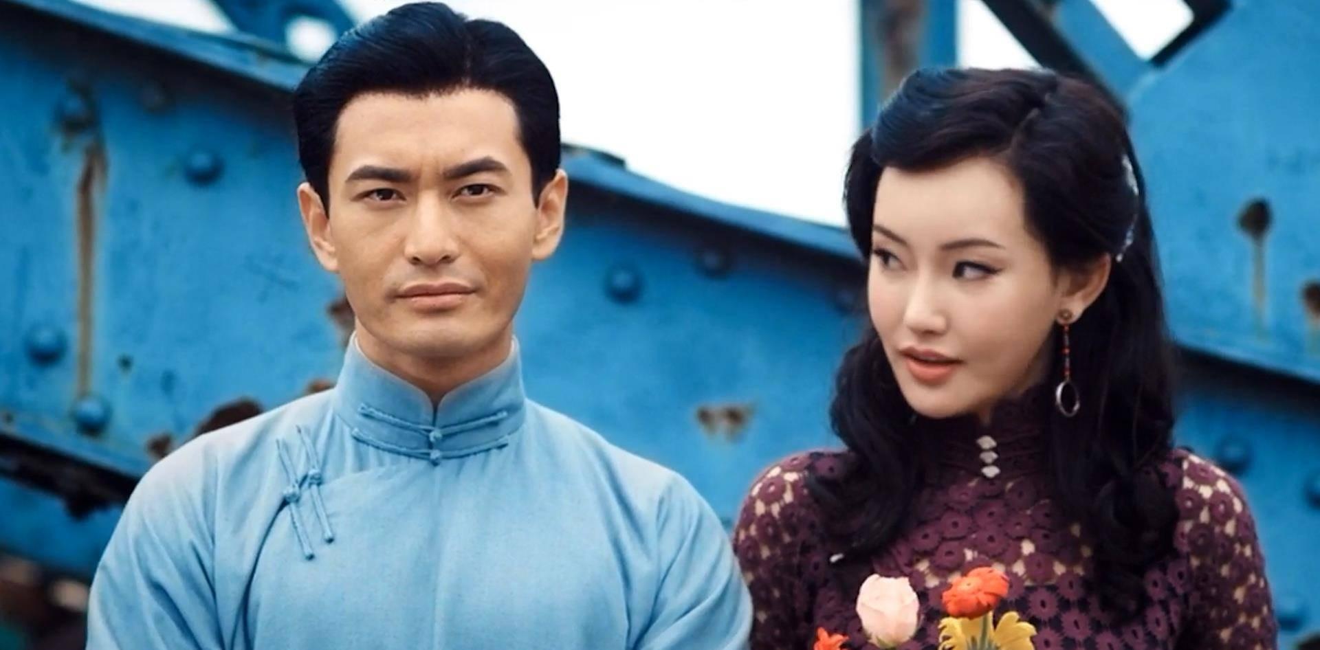袁泉周润发演的电影叫什么 袁泉 周润发《大上海》