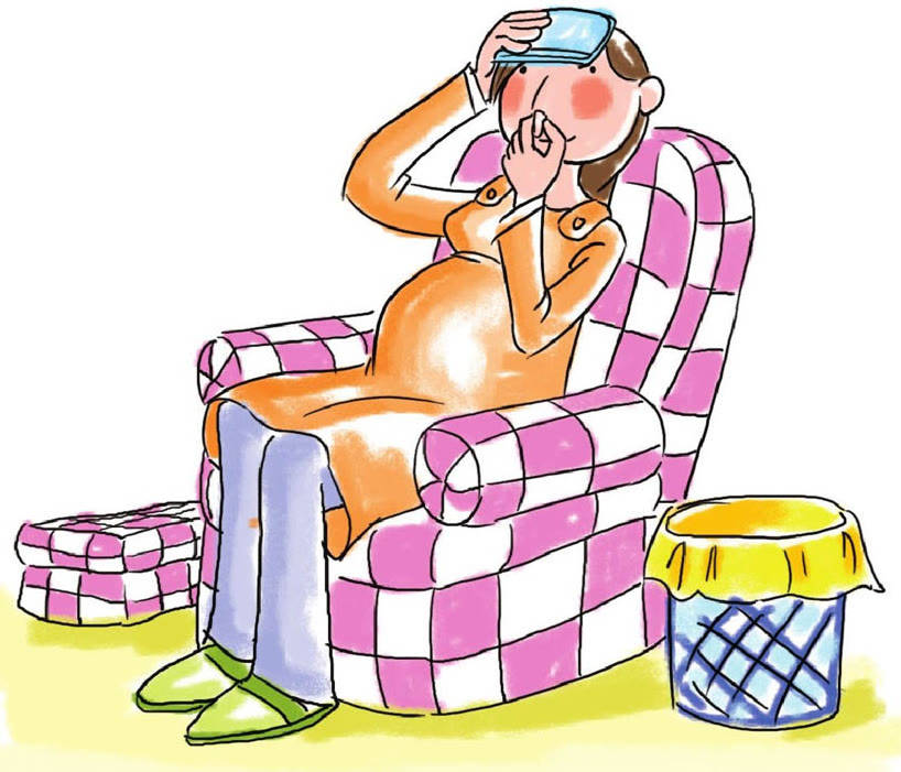 孕6月常见的不适与应对方法