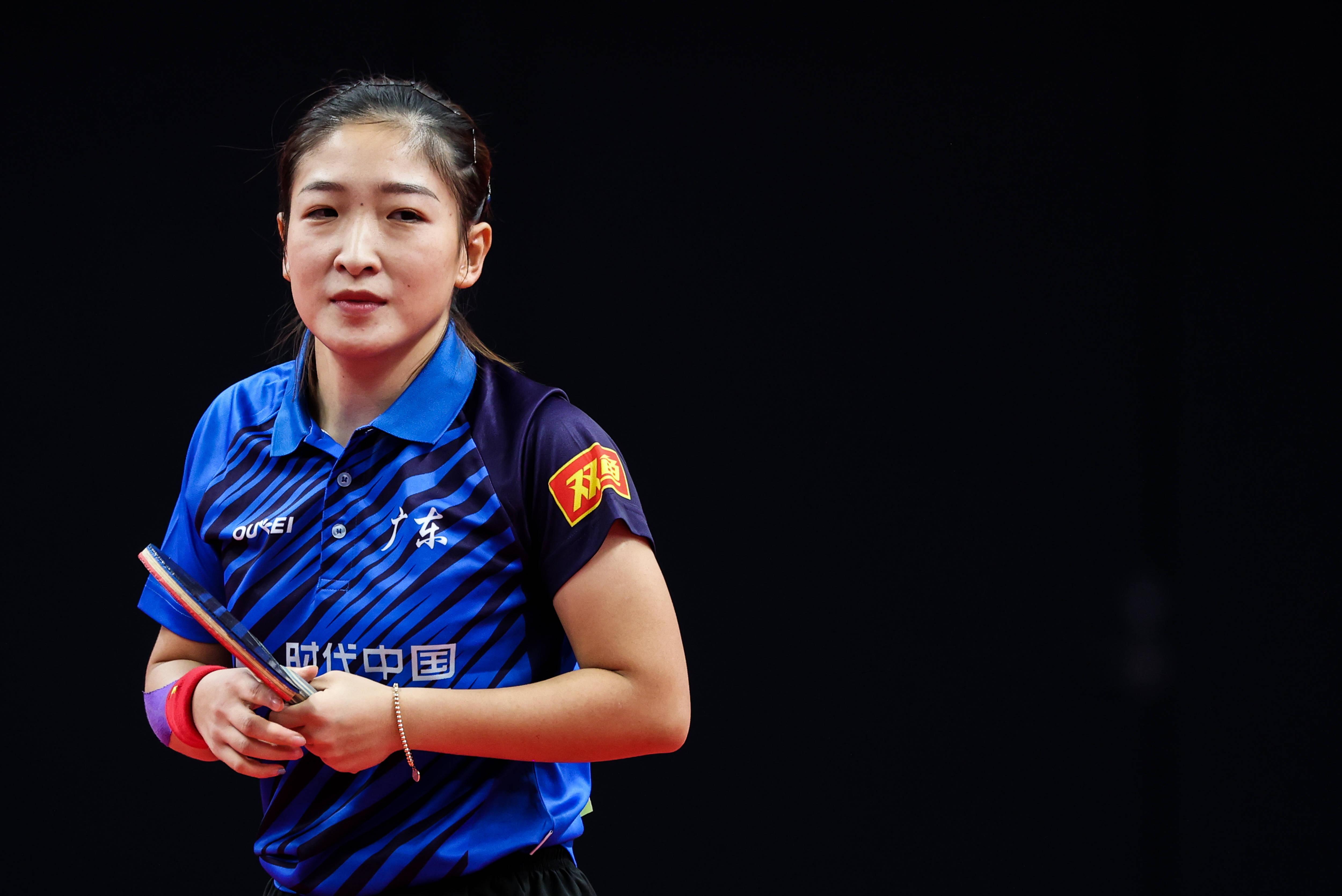 刘诗雯:我很珍惜全运赛场 珍惜每一场比赛