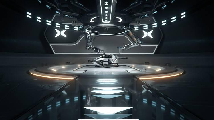 飞行汽车来了!小鹏旅航者X2下周亮相珠海航展
