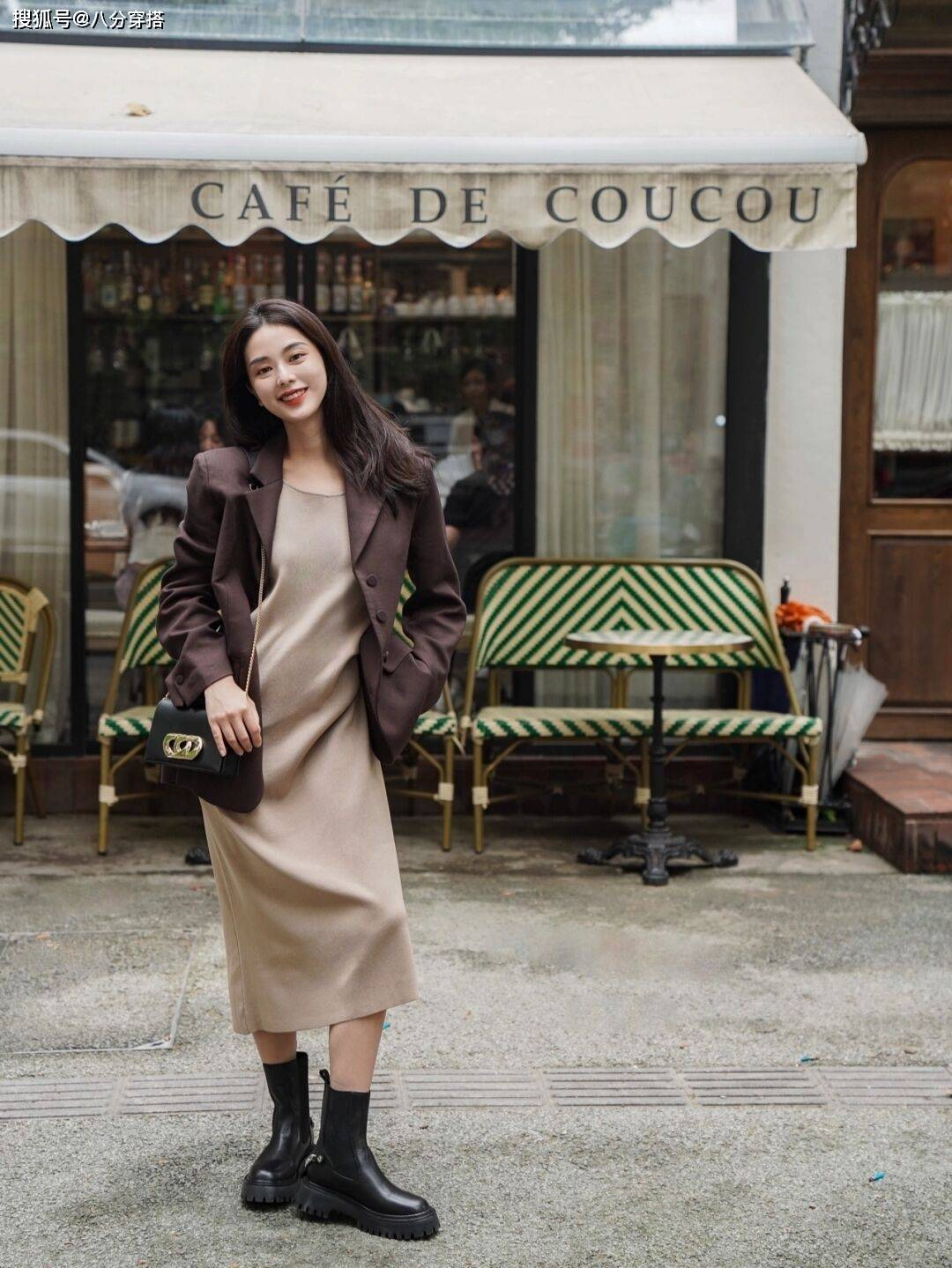 秋天怎么穿洋气又保暖?试试这几款时尚单品,温柔百搭又显气质