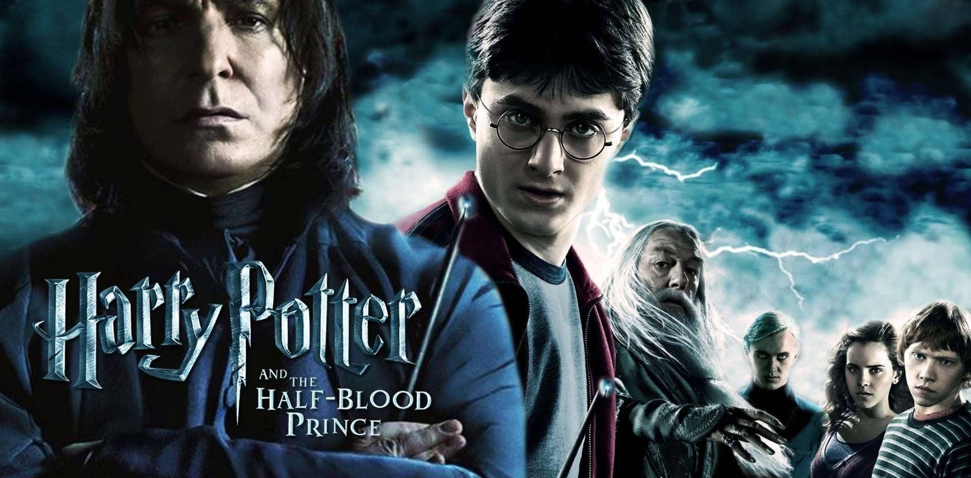8部《哈利·波特》电影,为什么《混血王子》的口碑相对最低?