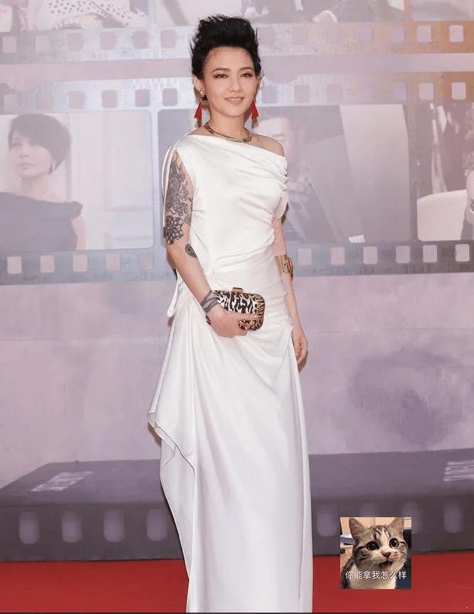 """图片[21]-这些年,这么多""""妖魔鬼怪""""出没在香港金像奖红毯,我笑不过来了-妖次元"""