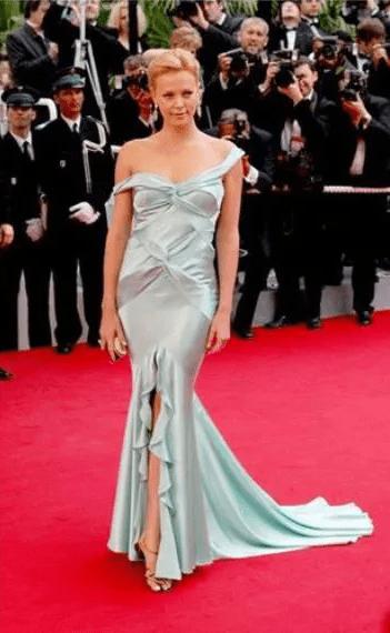 """图片[4]-国际顶尖红毯上的""""最佳着装"""",大多风头出尽,中国明星也曾上榜-妖次元"""