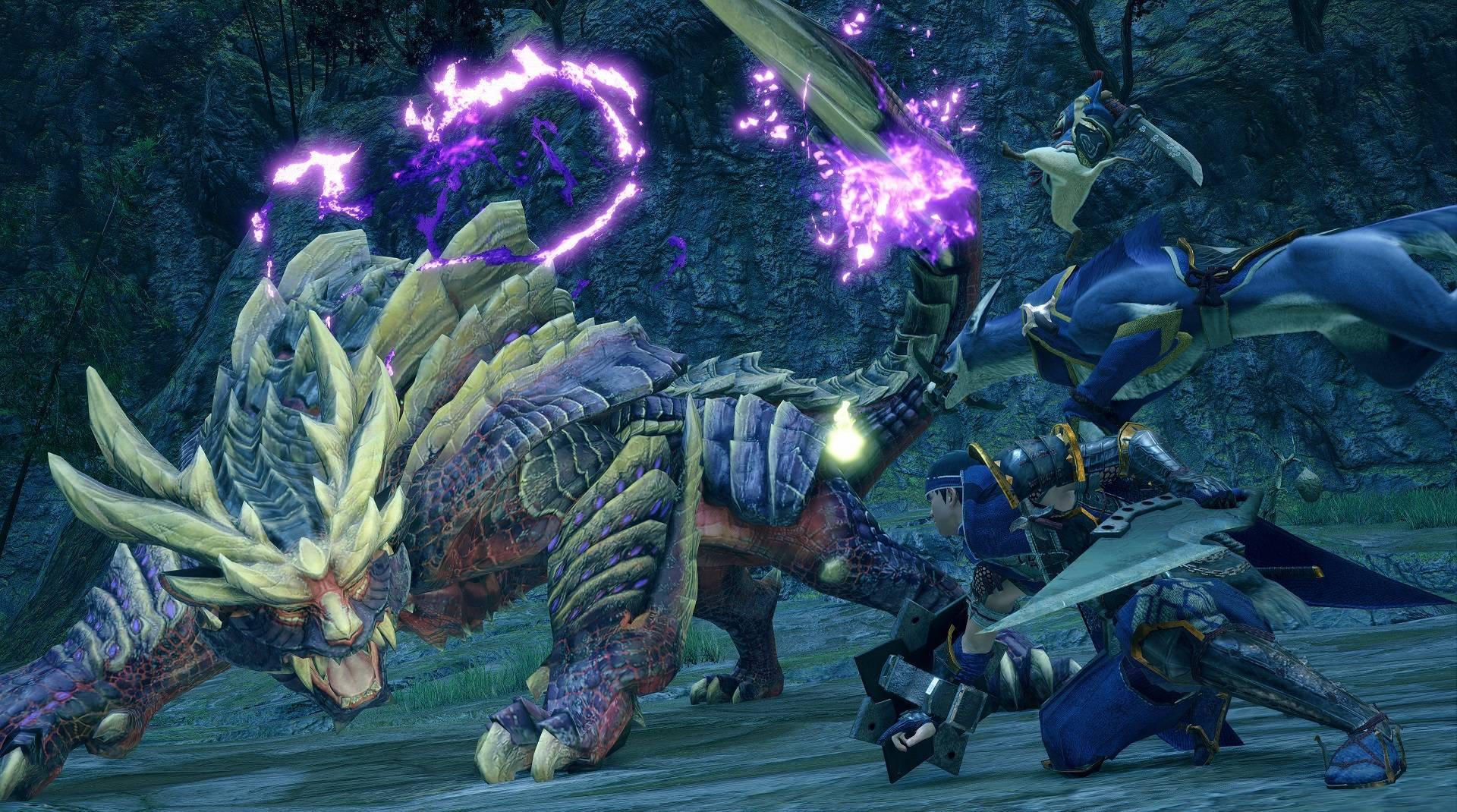《怪物猎人:崛起》PC试玩版已发布,黑屏崩溃问题解决方法汇总