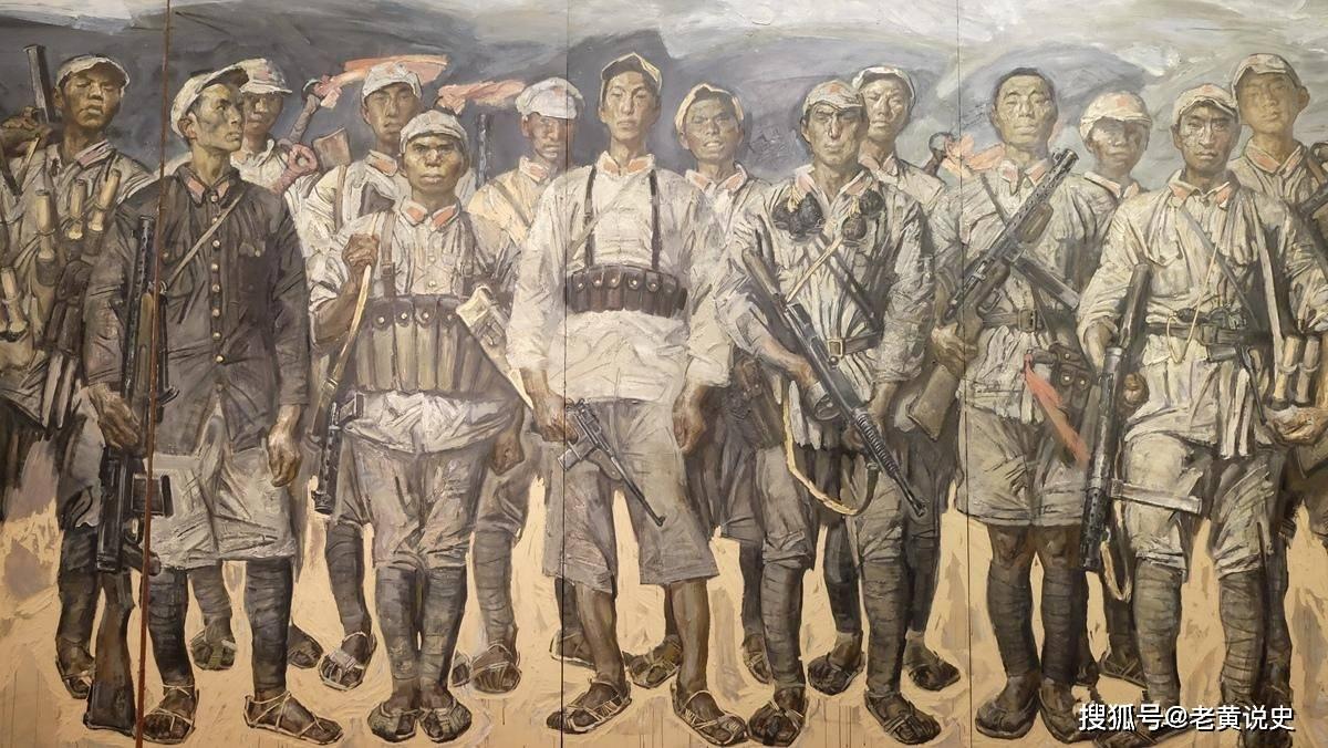 大渡河十七勇士,他的职位最高,最终为何死于自己人枪下?